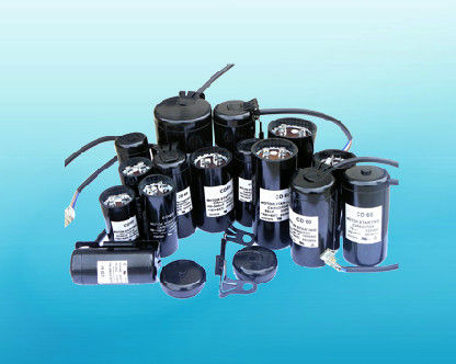 CD60 motor start capacitor (compressor capacitor, electrical capacitor, HVAC/R parts)