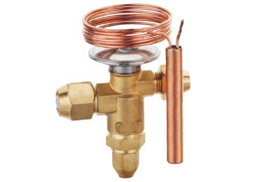 China SHR (E) Series Expansion Valve (refrigeration valve, brass valve, HVAC/R valve) distributor