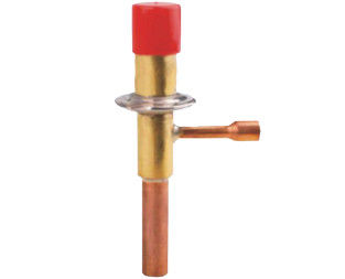 China SAV Series Automatic Expansion Valve (Hot Gas Bypass Valve, refrigeration valve) distributor