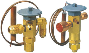 China FVE series thermostatic expansion valve (refrigeration valve, brass valve) distributor