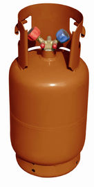 China Refrigerant recovery tank for refrigerant recovery machine (refrigerant tank, 30lb cylinder) distributor